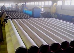Tubi In Ferro Zincato Usati.Distribuzione Tubi Di Grande Diametro Fornitura Condotte